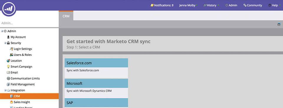 How the Marketo & Salesforce Integration Works