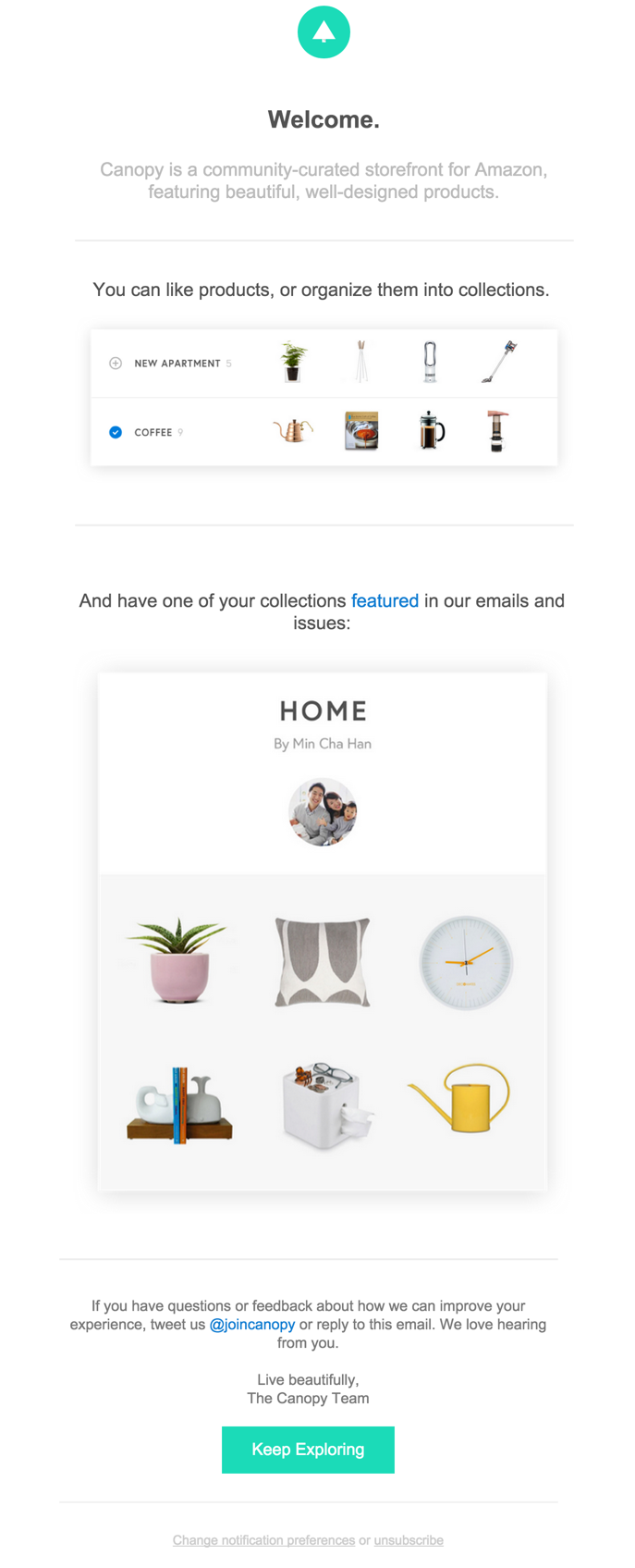 canopy-welcome-email