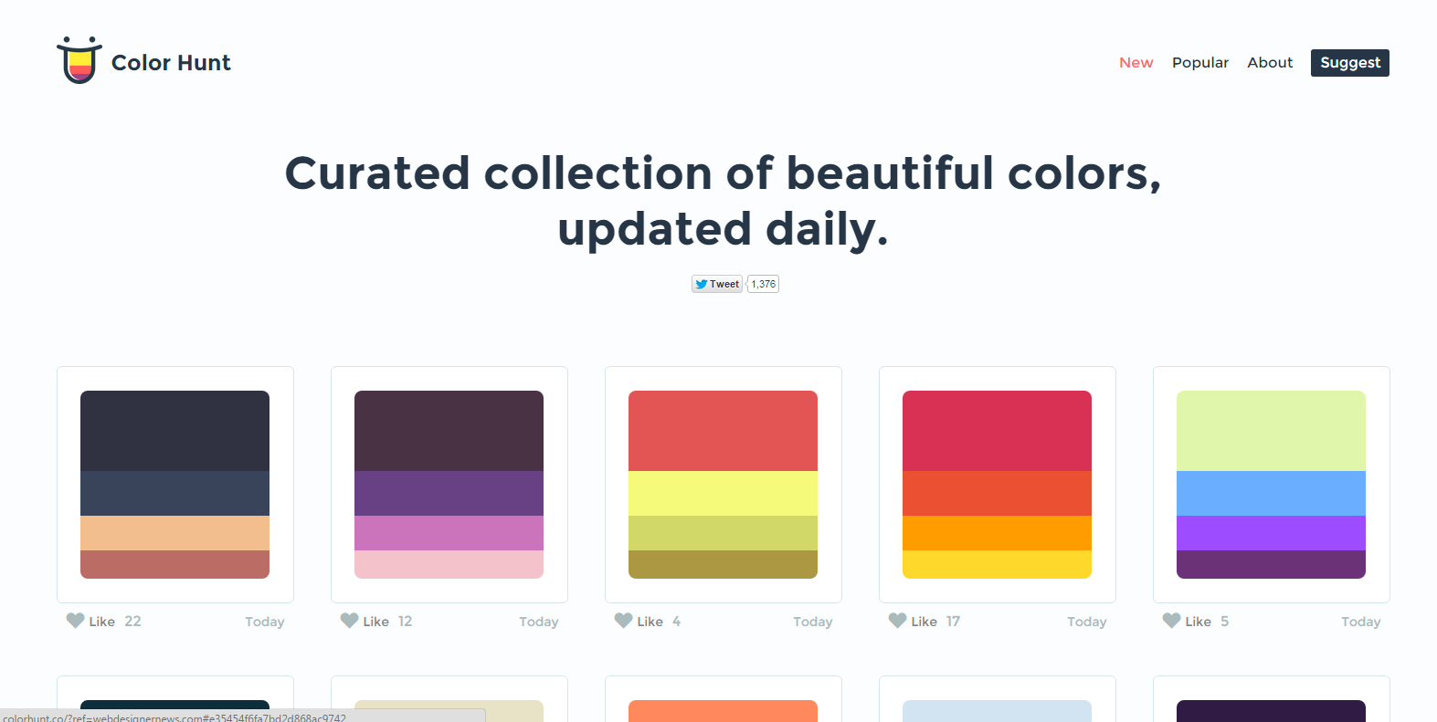 12 Fresh Color Resources For Designers