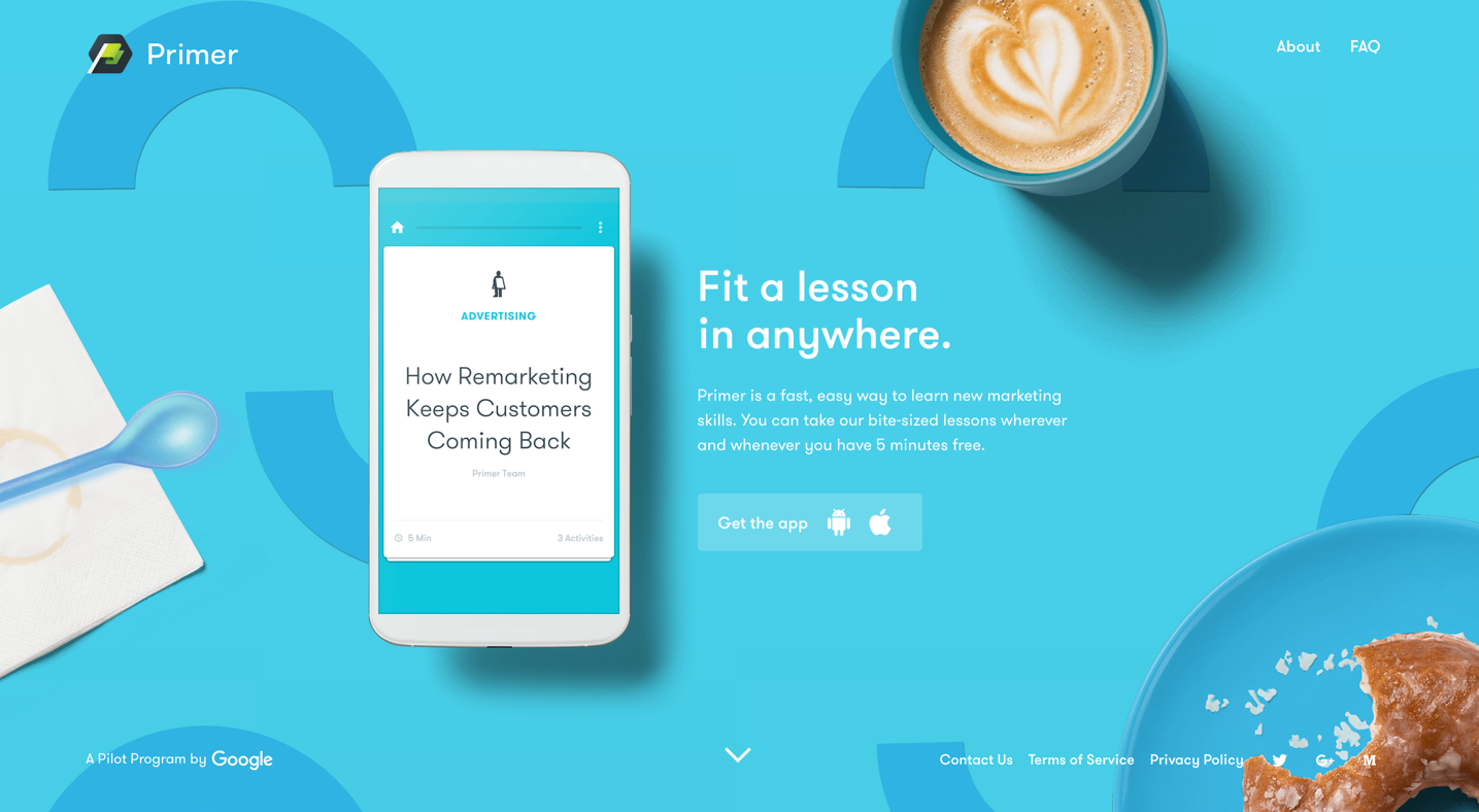 30 Best Designed App Landing Pages For Your Inspiration