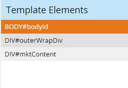 Marketo-template-elements