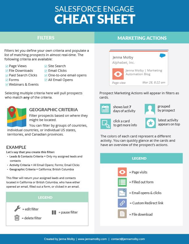 Salesforce_Engage_Cheatsheet