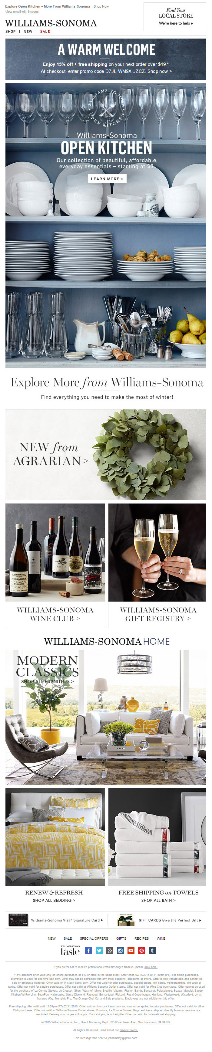 william-sonoma
