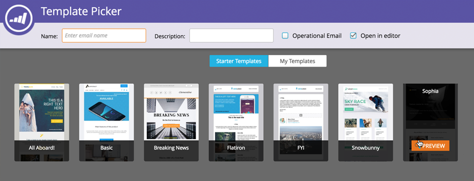 Things You Should Know About The New Marketo Email Editor - Marketo landing page templates
