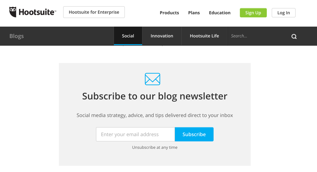 hootsuite-blog-subscribe-footer