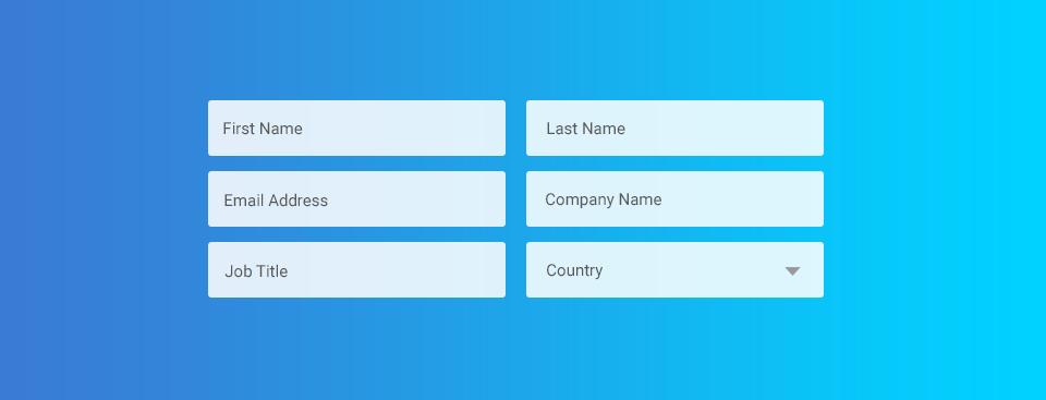 how to create a 2 column pardot form