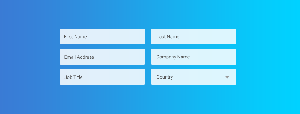 how to create a 2 column pardot form