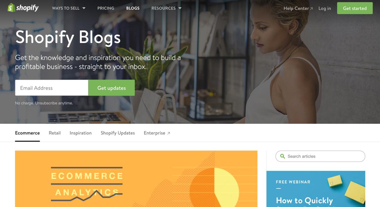 shoplify-blog-subscribe